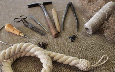 L'Atelier du Barrou - Outils du tapissier