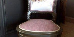 Atelier du Barrou - Réalisations - Prestations - Louis XVI
